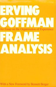 erving goffman a biography essay Biography history conference papers and proceedings this book brings together five of goffman's essays: goffman, erving manual 1922-1982.