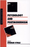 Psychology and Postmodernism  - Steinar Kvale (a cura di)