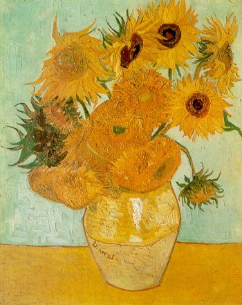 Un 39 opera d 39 arte al giorno for Vasi di fiori dipinti